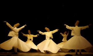 Sufis Whirling Allspirit