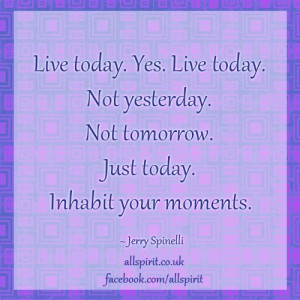 Live Today Allspirit
